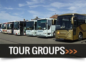 Tour Groups Welcome!