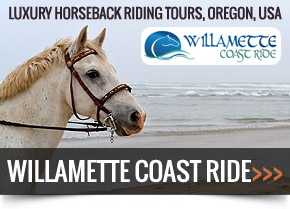 Willamette Coast Ride, Oregon, USA