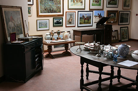 Antiques at Dartfield.